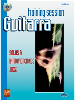 Solos y Improvisación Jazz CD y Libro | Guitar