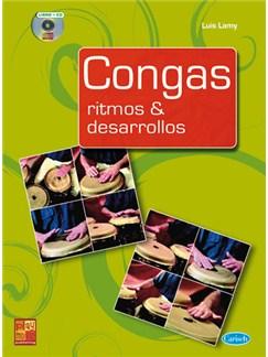 Ritmos y Desarrollos CD y Libro | Drums