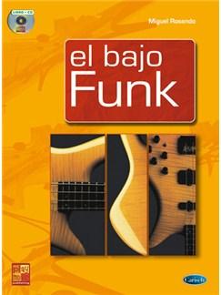 El Bajo Funk CD y Libro | Bass Guitar