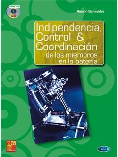 Indipendencia Control CD y Libro | Drums