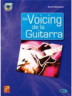 Voicing de la Guitarra CD y Libro | Guitar