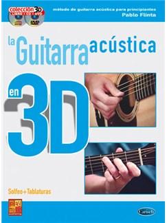 La Guitarra Acústica en 3D CD, DVDs / Videos y Libro | Guitar