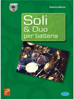 Soli & Duo per Batteria Books and CDs | Drums