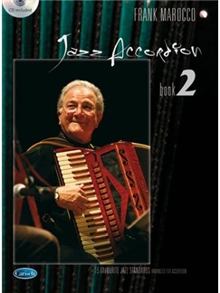 Frank Marocco: Jazz Accordion, Volume 2 Books and CDs | Accordion