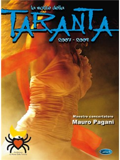 Mauro Pagani: La Notte della Taranta Books | All Instruments