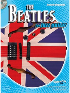 The Beatles for Jazz Guitar Books and CDs | Guitar