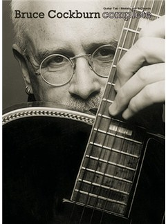 Bruce Cockburn: Complete Books | Guitar Tab