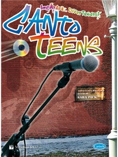 Metodo Canto Teens Books and CDs | Voice