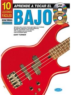Aprende a tocar el Basso: 10 Lecciones Fáciles Audio Digital y Libro | Bass Guitar