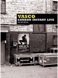 Vasco Rossi: London Instant Live Libro | Guitarra