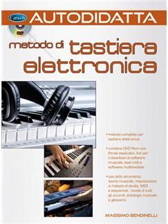 Autodidatta: Metodo di Tastiera Elettronica Books and CDs | Keyboard
