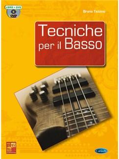 Tecniche per il Basso Books and DVDs / Videos | Bass Guitar