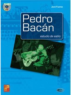 Pedro Bacán: Estudio de  estilo CD y Libro | Bass Guitar