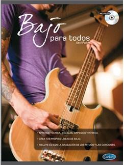 Bajo para Todos CD y Libro | Bass Guitar