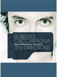 Roberto Cacciapaglia: Ten Direction Books | Piano