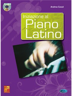 Iniziazione al Piano Latino Books and CDs | Piano
