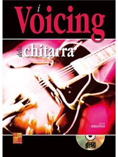 I Voicing della Chitarra Books and CDs | Guitar