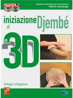 Iniziazione al Djembè in 3D Books, CDs and DVDs / Videos | Percussion