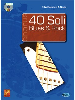 Chorus: 40 Soli Blues & Rock Books and CDs | Guitar