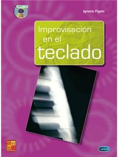 Improvisación en el Teclado CD y Libro | Piano