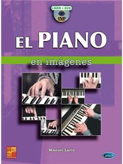 El Piano en Imágenes DVDs / Videos y Libro | Piano