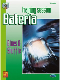 Blues & Shuffle CD y Libro | Drums
