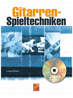 Gitarren-Spieltechniken Books and DVDs / Videos | Guitar