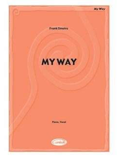 Frank Sinatra: My Way Books | Piano & Vocal
