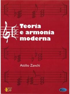 Attilio Zanchi: Teoria e Armonia Moderna Books | All Instruments