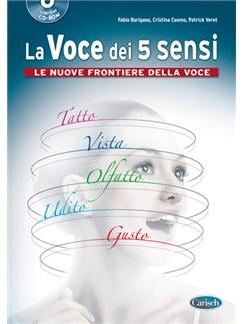 La Voce Dei 5 Sensi Books and CDs | Choral
