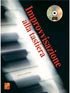 Improvvisazione alla Tastiera Books and CDs   Keyboard