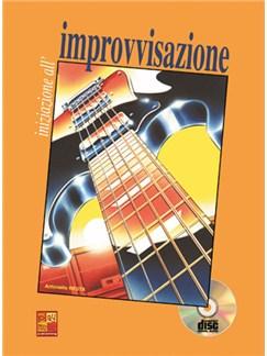 Iniziazione all'improvvisazione Books and CDs | Guitar