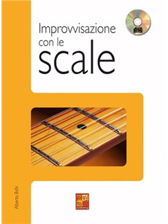 Improvvisazione con le Scale Books and CDs | Guitar