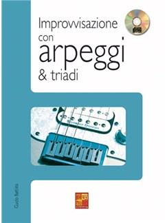 Improvvisazione con Triadi & Arpeggi Books and CDs | Guitar