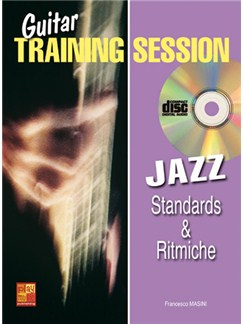 Guitar Training Session: Standards & Ritmiche Jazz Books and CDs | Guitar