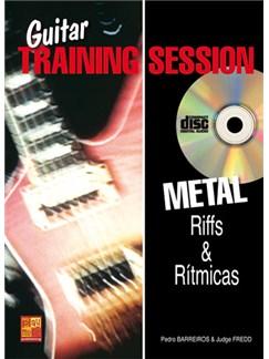 Guitar Training Session: Riff & Ritmicas Hard-Rock CD y Libro | Guitar
