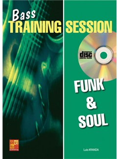 Bass Training Session: Funk & Soul CD y Libro | Bass Guitar