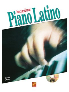 Iniciación al Piano Latino CD y Libro | Piano