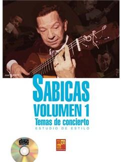 Sabicas, Volumen 1 CD y Libro | Guitarra