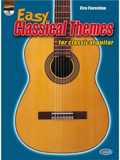 Easy Classical Themes for Classical Guitar Books and CDs | Guitar