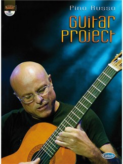 Pino Russo: Guitar Project CD y Libro | Guitarra