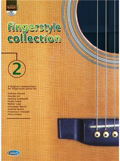 Fingerstyle Collection, Volume 2 Books and CDs | Guitar