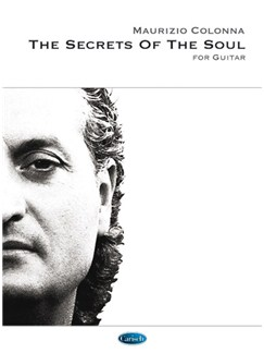 Maurizio Colonna: The Secrets of The Soul Books | Guitar
