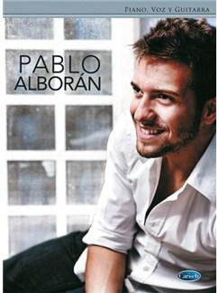 Pablo Alborán: Pablo Alborán Livre | Piano, Chant et Guitare