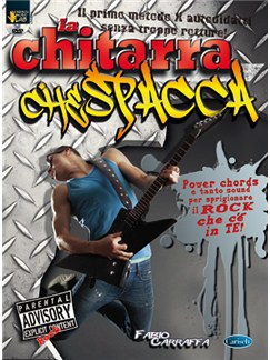 La Chitarra Che Spacca Books and DVDs / Videos | Guitar