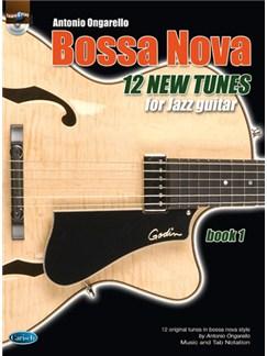 Bossa Nova Originals, Volume 1 Books and CDs | Guitar