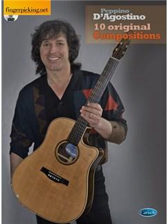 Peppino D'Agostino: 10 Original Compositions Books and CDs | Guitar