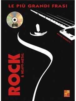 Le più grandi frasi Rock & Heavy-Metal Books and CDs | Guitar