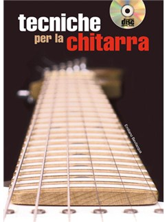 Tecniche per la Chitarra Books and CDs | Guitar