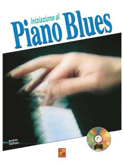 Iniziazione al Piano Blues Books and CDs | Piano
